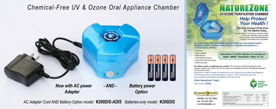 NatureZone Oral Appliance Chamber